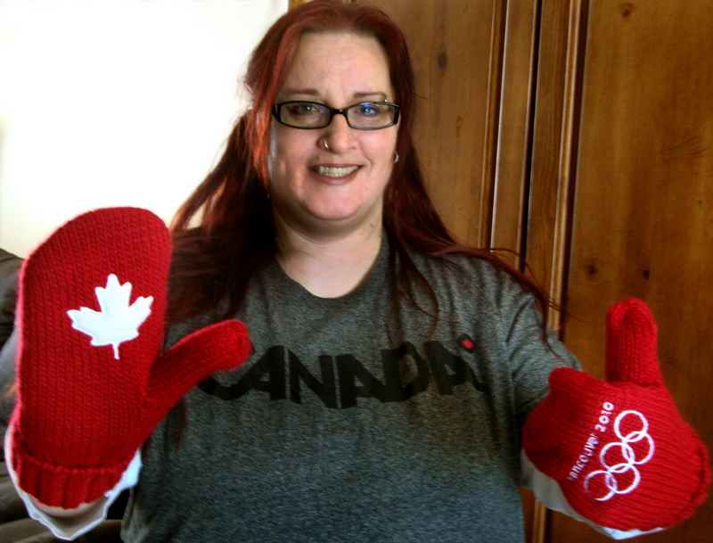 Olympic merchandise!