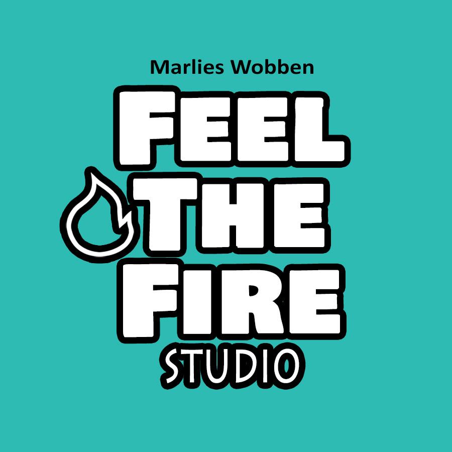 Feel The Fire Studio web design